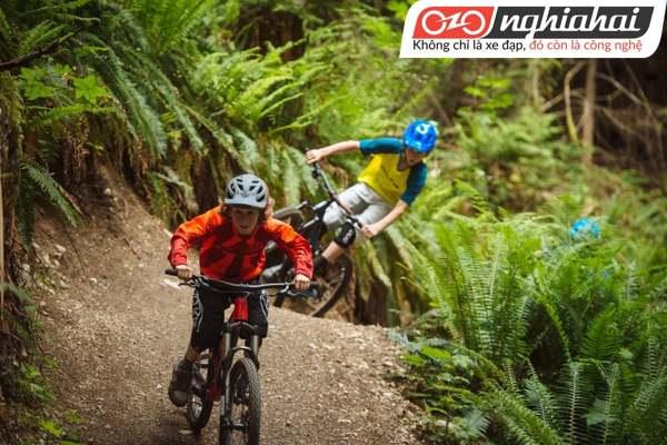 Cách chọn xe đạp trẻ em leo núi 3