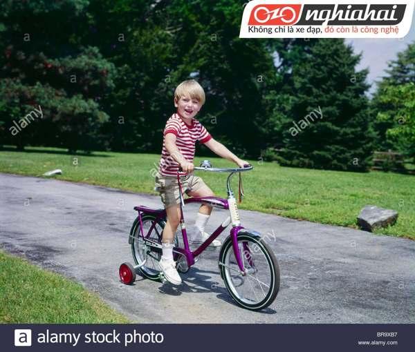 Dạy con hít thở đúng cách khi đạp xe 3
