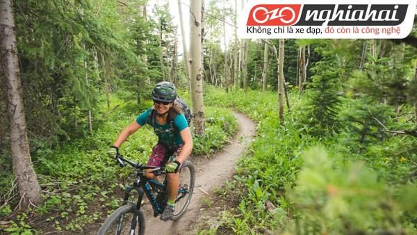 Hướng dẫn đạp xe đạp địa hình vào mùa hè 3