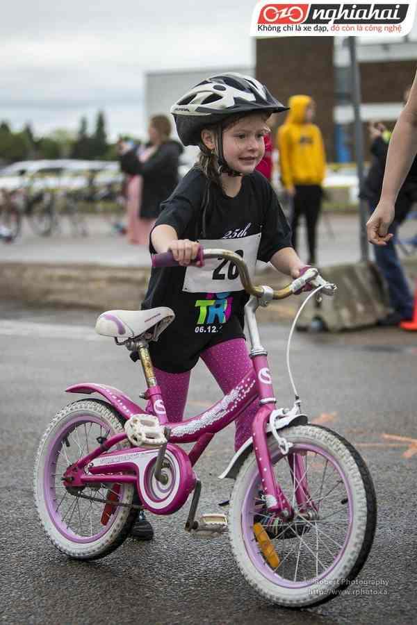 Kỹ năng đi xe đạp trẻ em cơ bản 3