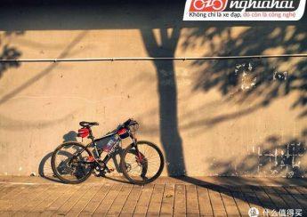 Thay thế linh kiện cho xe đạp địa hình 3