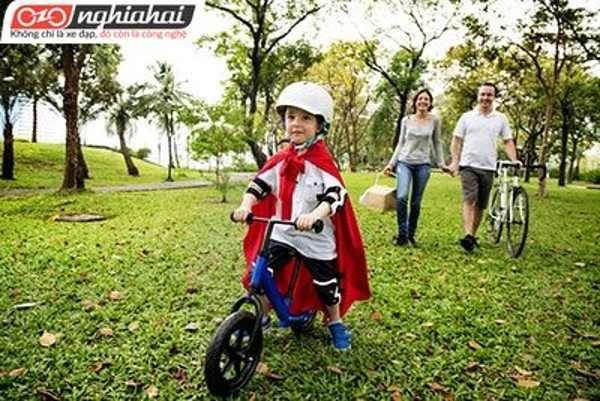 Kĩ năng luyện tập nâng cao tốc độ đạp xe 3