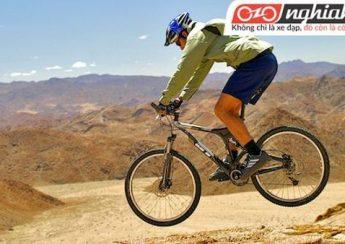Tư thế đạp xe leo núi đúng cách 3