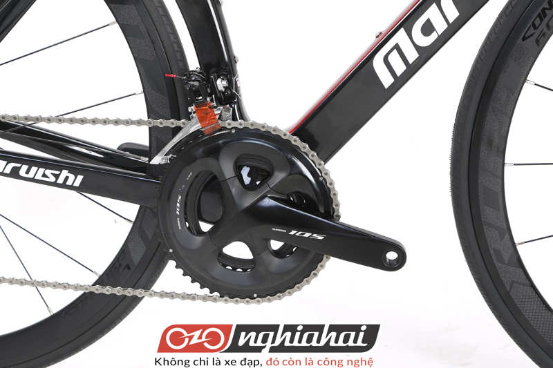 Xe đạp thể thao Maruishi V7 Limiter 12