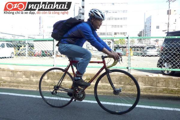 Điều gì thu hút người đạp xe 3