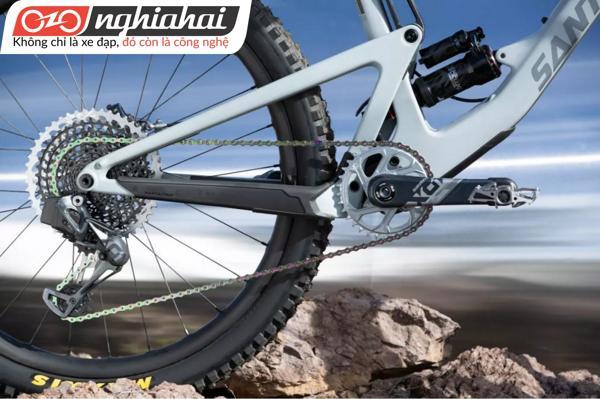 Bộ biến đổi tốc độ trên xe đạp địa hình (Phần 2) 1