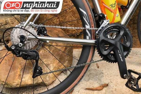 Bộ biến đổi tốc độ trên xe đạp địa hình (Phần 2) 2