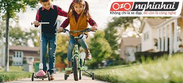 Hướng dẫn chọn xe đạp cân bằng cho bé 1