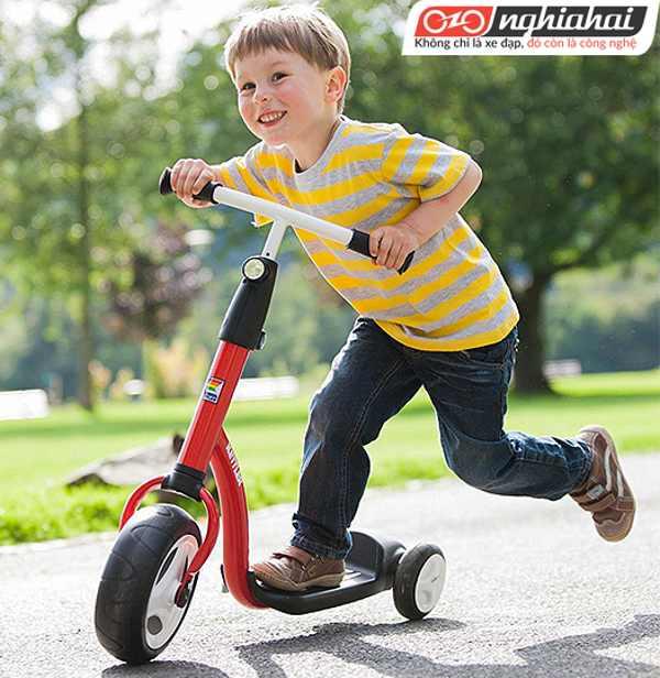 Hướng dẫn chọn xe đạp cân bằng cho bé 2