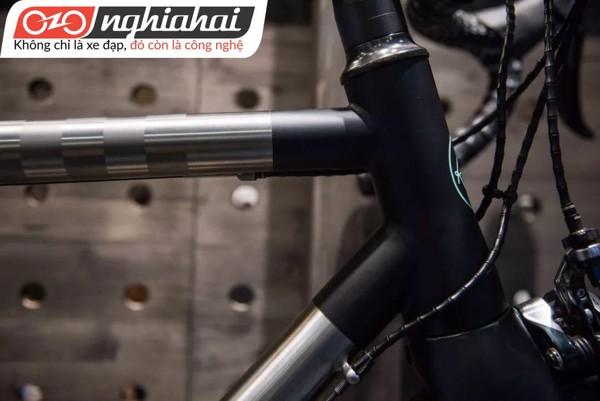 Tìm hiểu về xe đạp làm bằng khung kim loại (Phần 2) 2