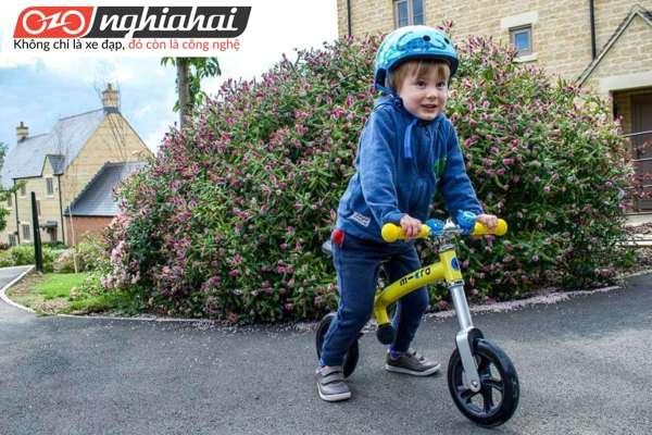 Giới thiệu xe đạp trẻ em leo núi đời mói 1