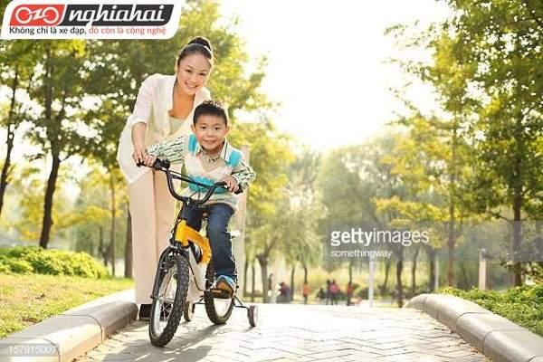 Một số công nghệ được áp dụng trên xe đạp 1