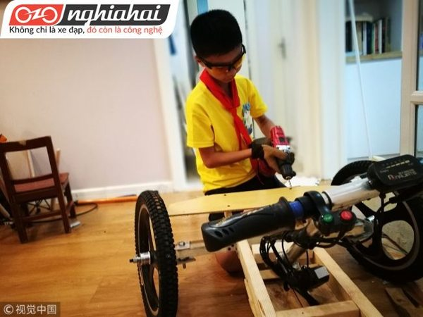 Một số công nghệ được áp dụng trên xe đạp 2