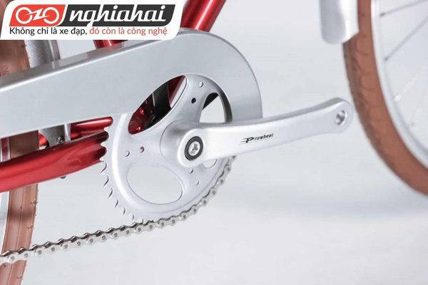 Xe đạp thể thao Lion Bird Traverse 37