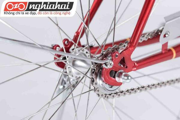 Xe đạp thể thao Lion Bird Traverse 44