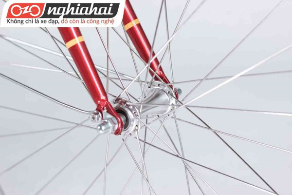 Xe đạp thể thao Lion Bird Traverse 49