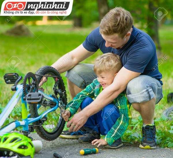 Hệ thống sang số tân tiến cho xe đạp 3