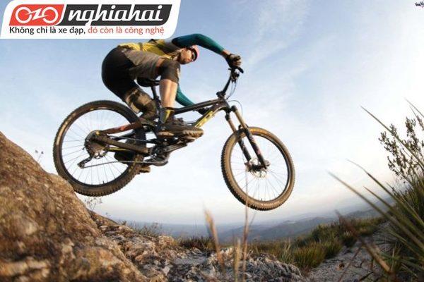 Thiết bị giúp tăng giảm độ cao trục yên xe đạp 3