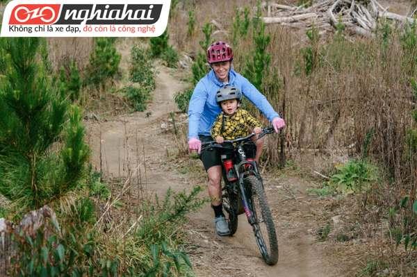 Xe đạp nào phù hợp cho việc leo núi và đi rừng 3