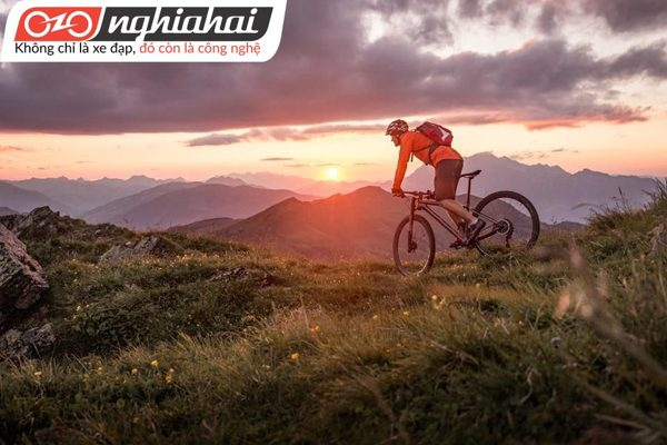 Giới thiệu các kiểu xe đạp leo núi hiện nay 2