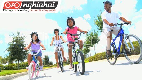Yên xe đạp bảo vệ bạn như thế nào 1