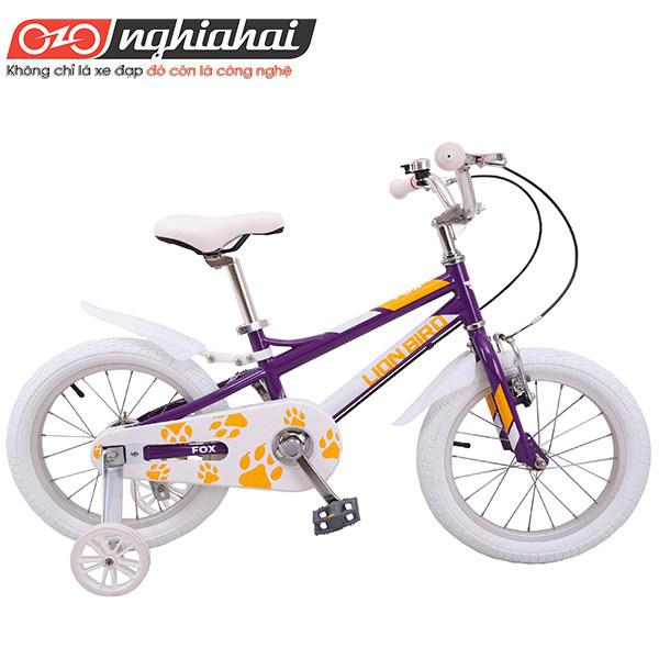 Xe đạp trẻ em Lion Bird FOX 16 inh 1