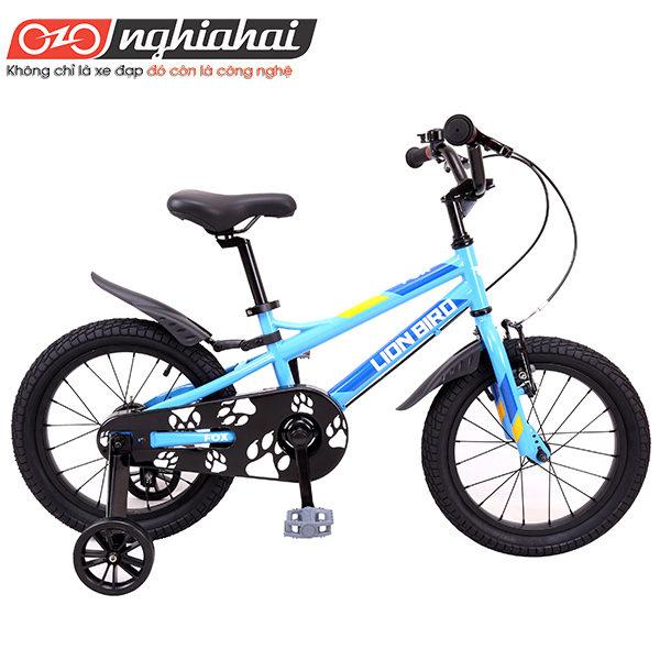 Xe đạp trẻ em Lion Bird FOX 16 inh