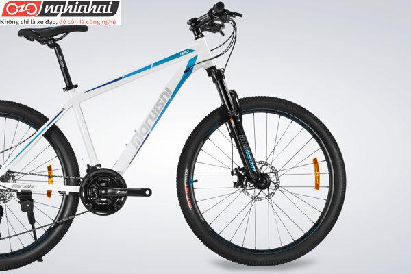 Xe đạp địa hình Nhật ASO 10