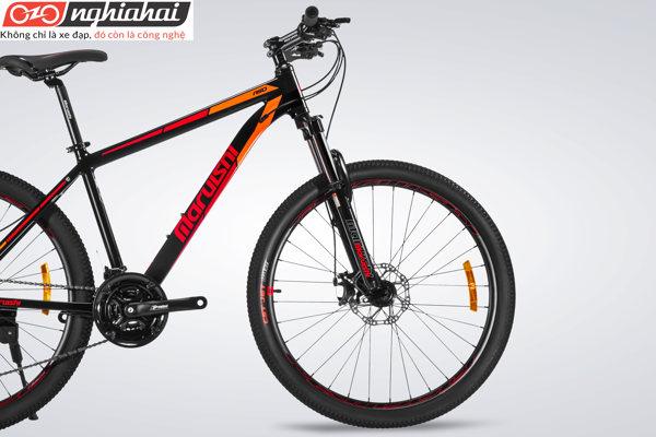 Xe đạp địa hình Nhật ASO 11