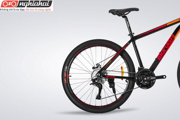 Xe đạp địa hình Nhật ASO 12