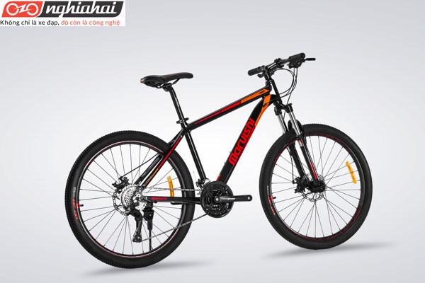 Xe đạp địa hình Nhật ASO 4