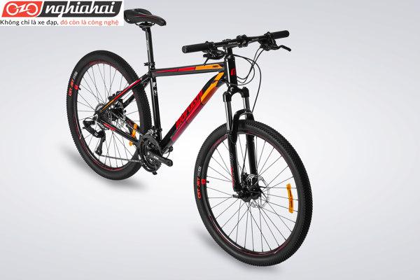 Xe đạp địa hình Nhật ASO 6