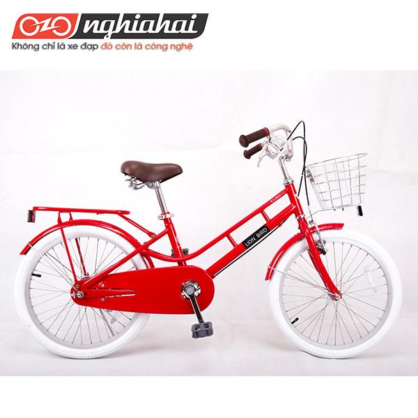 Xe đạp trẻ em Lion Bird Melody 20 inh 1