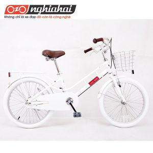 Xe đạp trẻ em Lion Bird Melody 20 inh 2