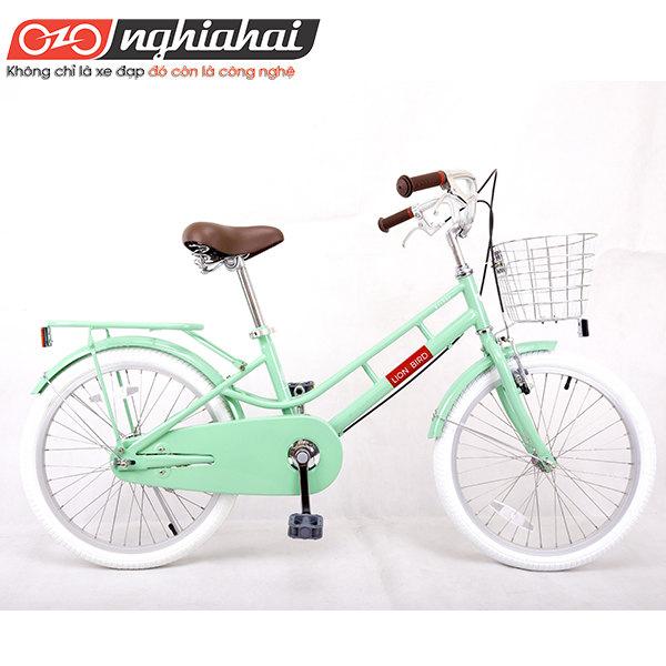 Xe đạp trẻ em Lion Bird Melody 20 inh 3