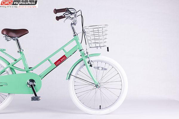 Xe đạp trẻ em Lion Bird Melody 20 inh 5