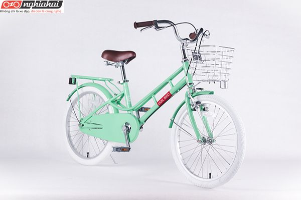 Xe đạp trẻ em Lion Bird Melody 20 inh16