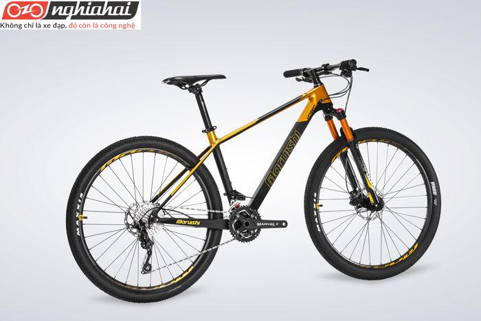Xe đạp địa hình Nhật UNZEN 12