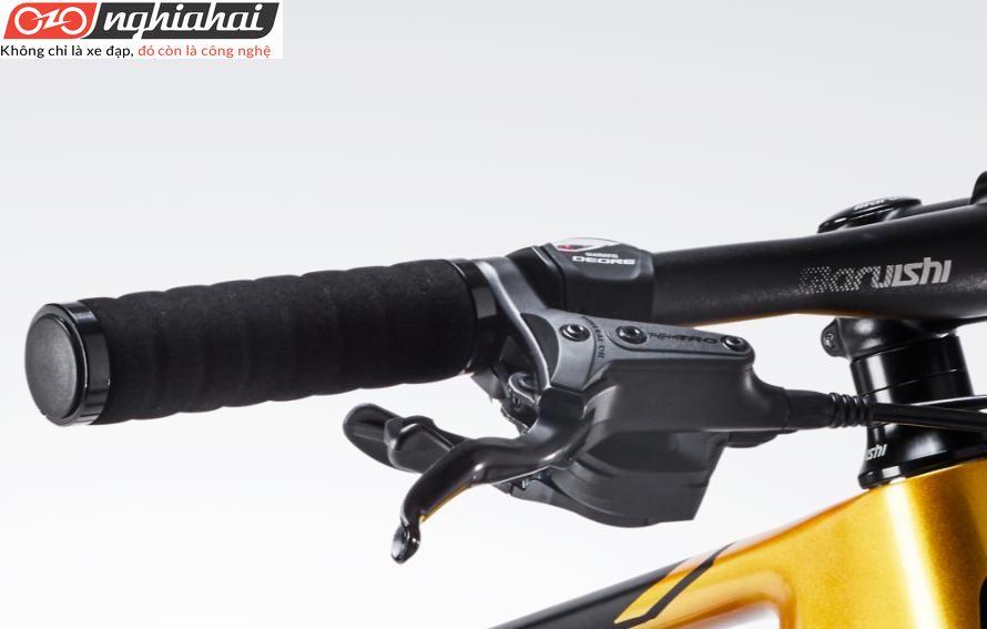 Xe đạp địa hình Nhật UNZEN 21