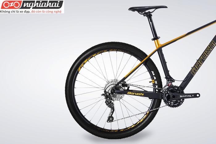 Xe đạp địa hình Nhật UNZEN 3