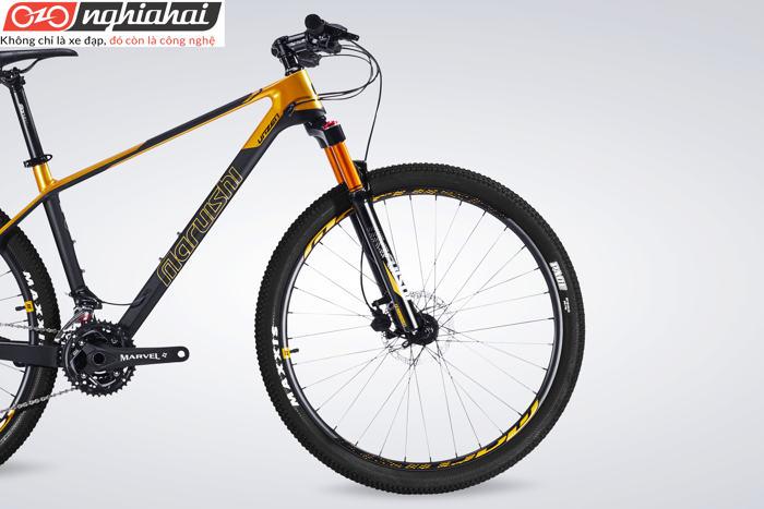 Xe đạp địa hình Nhật UNZEN 4