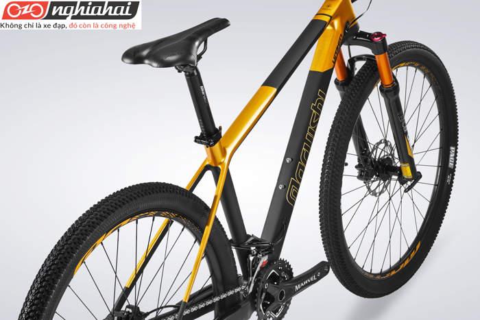 Xe đạp địa hình Nhật UNZEN 9