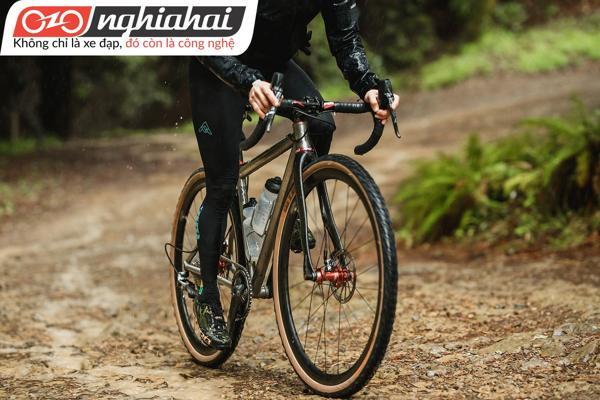 Bộ bánh xe đạp siêu nhẹ có hiệu suất cao 1