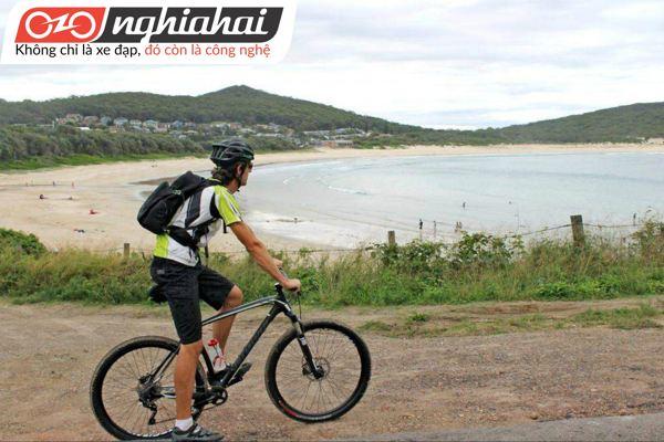 Xe đạp đường trường khung trần siêu nhẹ 3