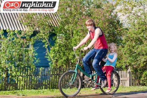 Tại sao nên chăm chỉ đạp xe mỗi ngày 1