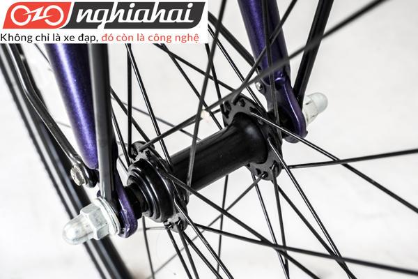 Xe đạp thể thao Nhật Maruishi Deut 10