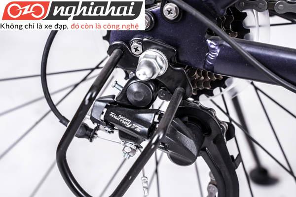 Xe đạp thể thao Nhật Maruishi Deut 3