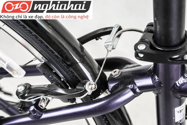 Xe đạp thể thao Nhật Maruishi Deut 5