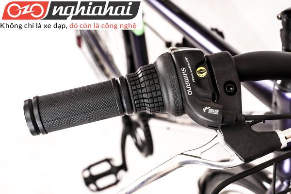 Xe đạp thể thao Nhật Maruishi Deut 9