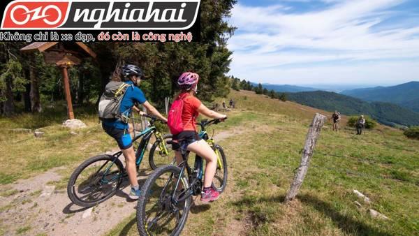 Đánh giá mũ bảo hiểm xe đạp FOX FLUX 2